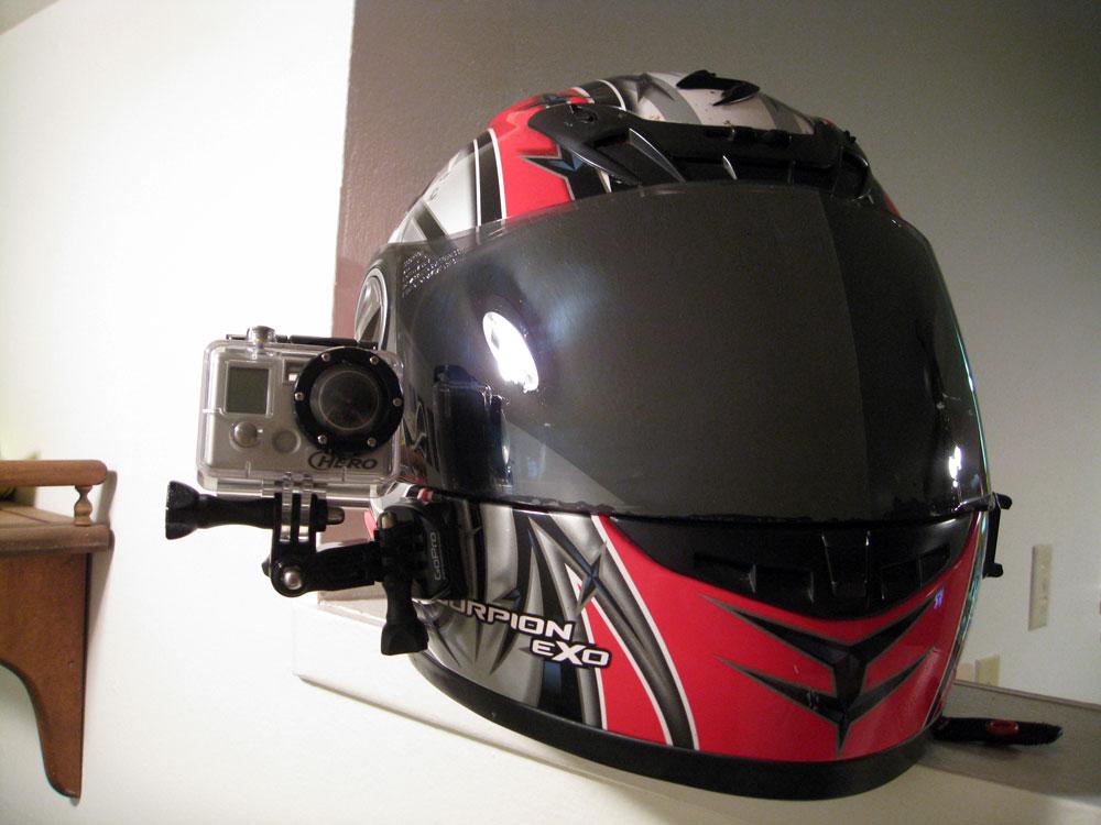 How Do You Mount A Gopro On A Helmet Bike Ninjette Org