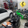 """So someone had the great idea to show off their garage. Not specifically the motorcycles/cars/tools/workspace per se, but more of a """"what's your garage look like right now…"""" theme. I […]"""