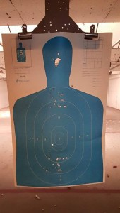 9mm at the range
